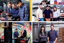 MIT students in the SuperUROP program