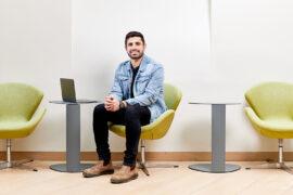 MIT student Doron Hazan